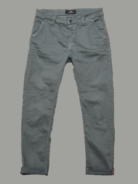 BLUE DE GENES Paulo Pavia Chino - Charcoal grey