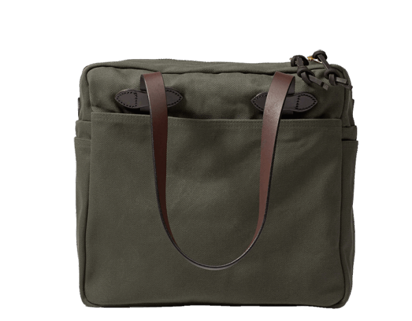 Filson Zip Tote Bag - Otter Green