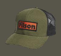 Filson Logger Mesh Cap - Olive