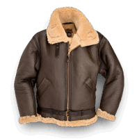 Cockpit RAF-Sheepskin Jacket