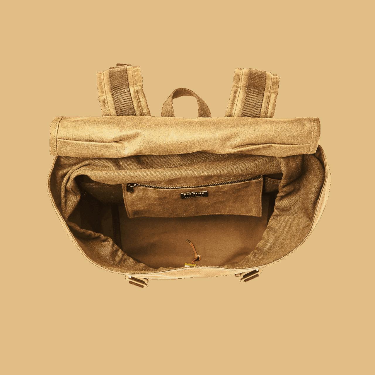 Filson Rugged Twill Ranger Backpack - Tan