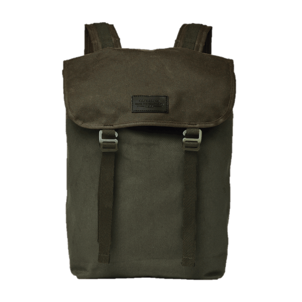 Filson Rugged Twill Ranger Backpack - Otter Green