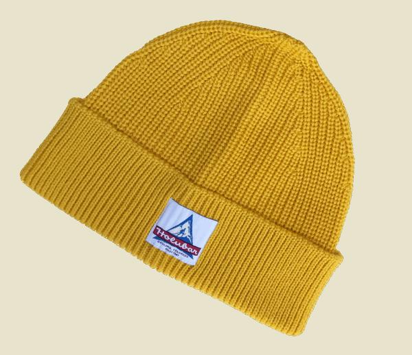 Holubar Deer Hunter Hat - golden yellow