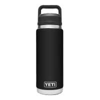 YETI Rambler 26oz Bottle Chug- black