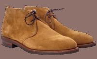 Sanders Chukka Boot Indiana Sude - tan