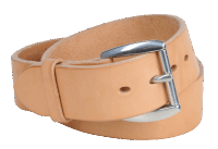 Scott Willis Heavy Duty Belt Tan