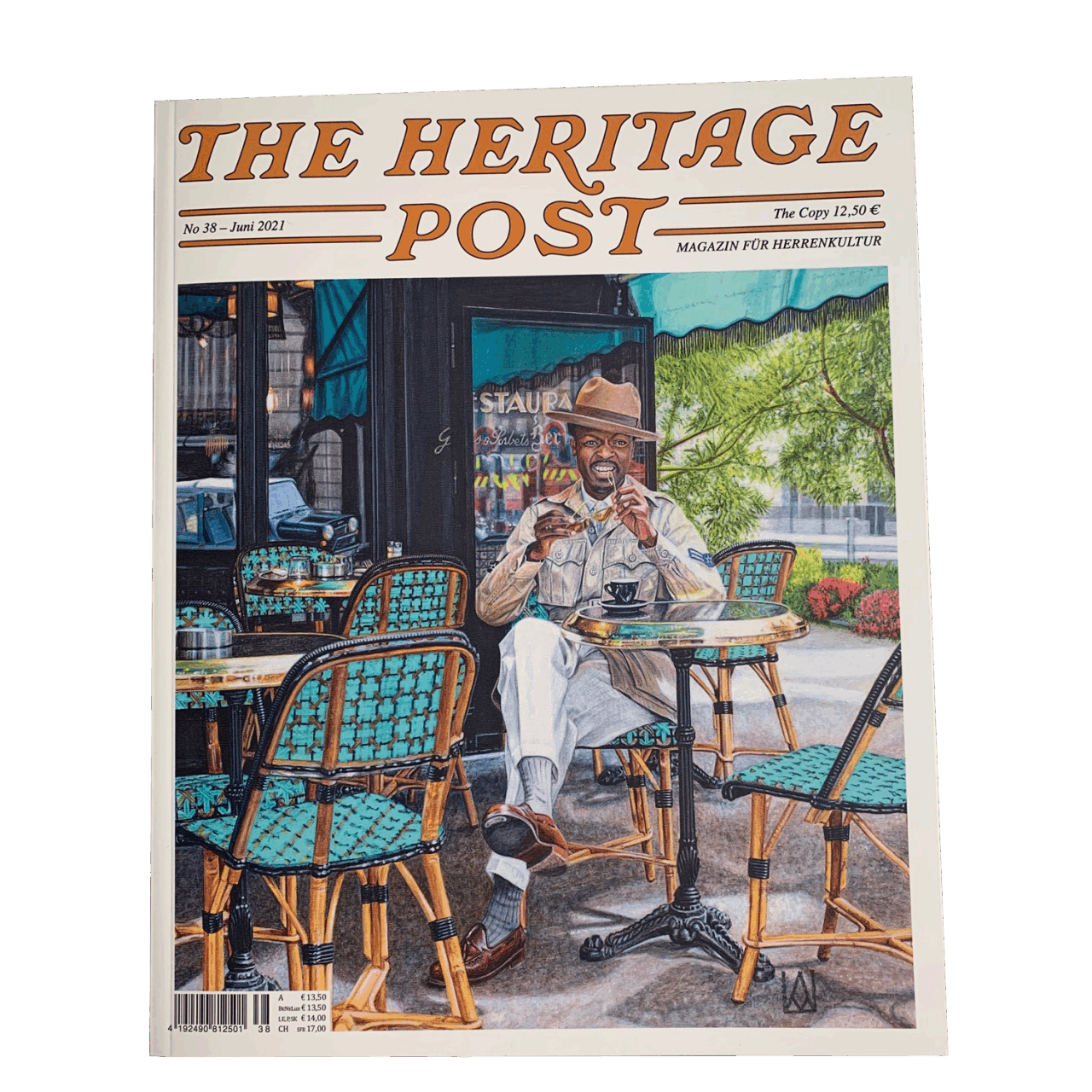 The Heritage Post No.38