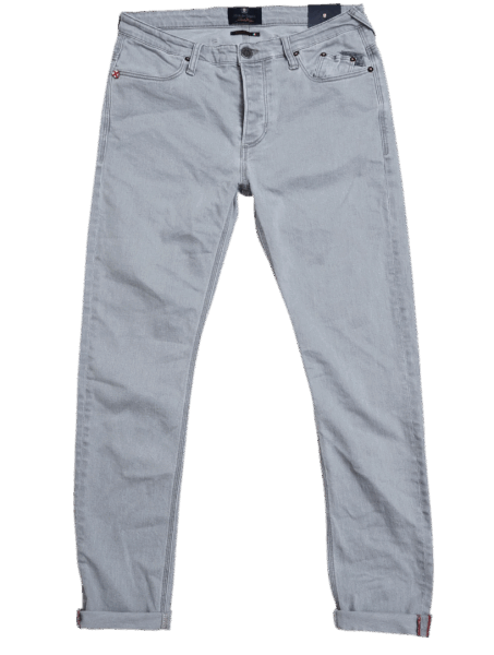 BLUE DE GENES Repi Akara Super Light Jeans - Grey