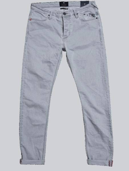 BLUE DE GENES Repi Akara Super Light Jeans - Grey