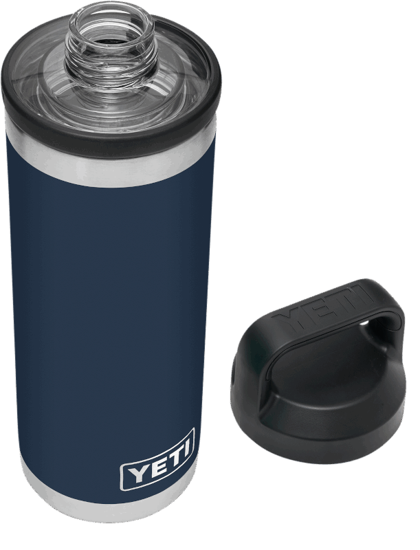 YETI Rambler 26oz Bottle Chug- navy