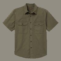 Filson Short Sleeve Field Shirt - olive