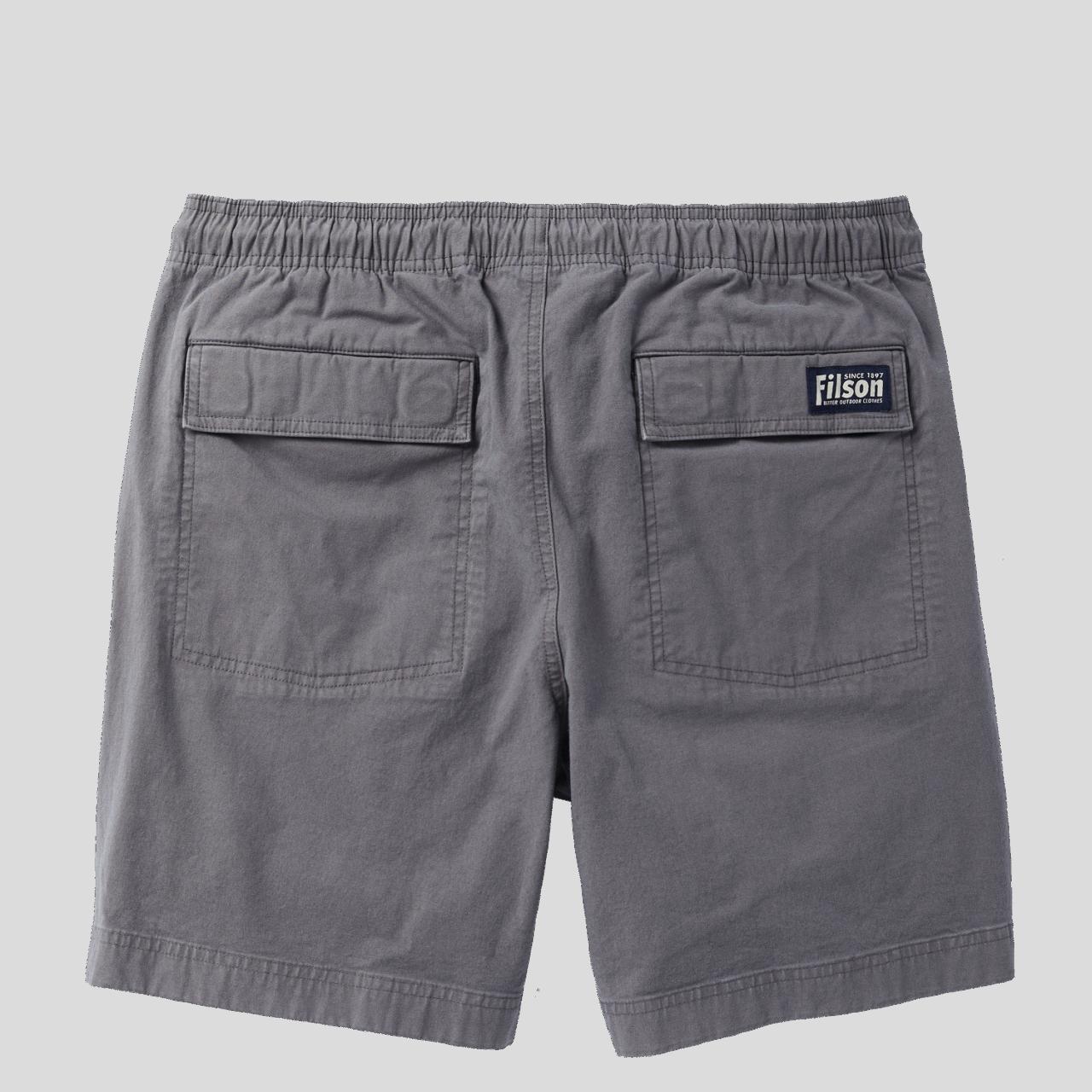 Filson Dry Falls Shorts - charcoal