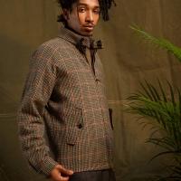 Baracuta G4 Wool Jacket - forrest