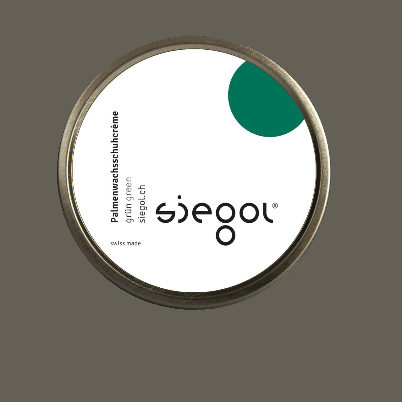 Siegol Palmenwax 100ml - green