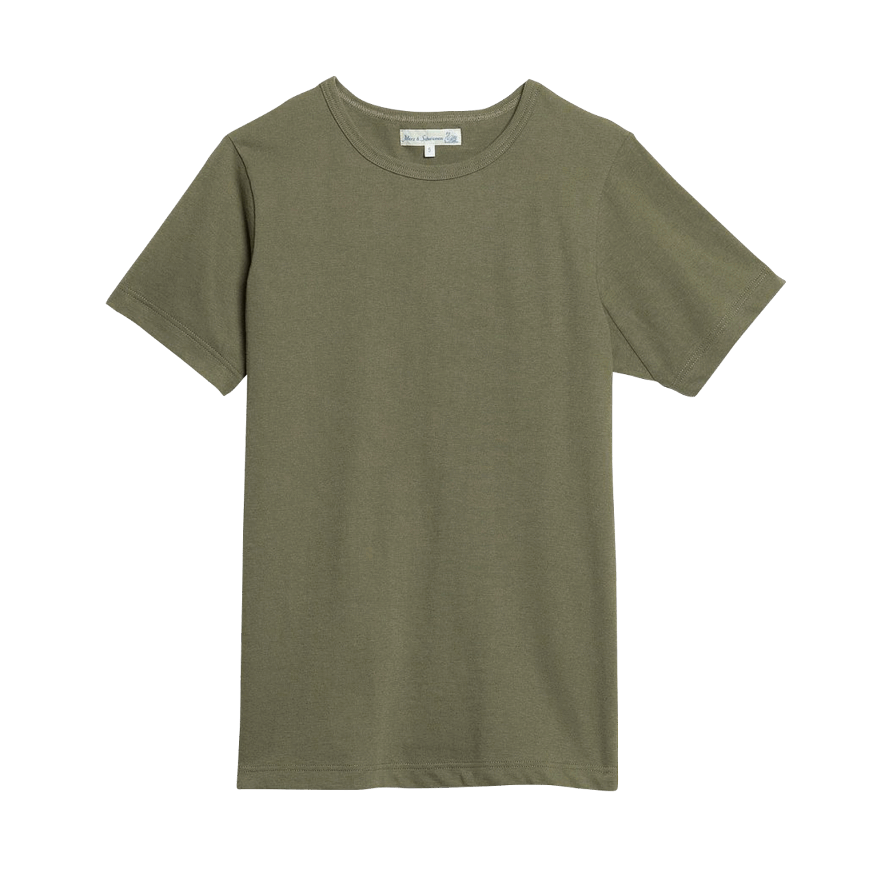 Merz b. Schwanen 1950's T-Shirt - army