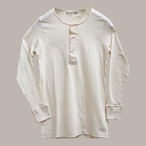Merz beim Schwanen 1920's Shirt 103 - natur