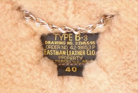 EASTMAN B-3 50 CAL.