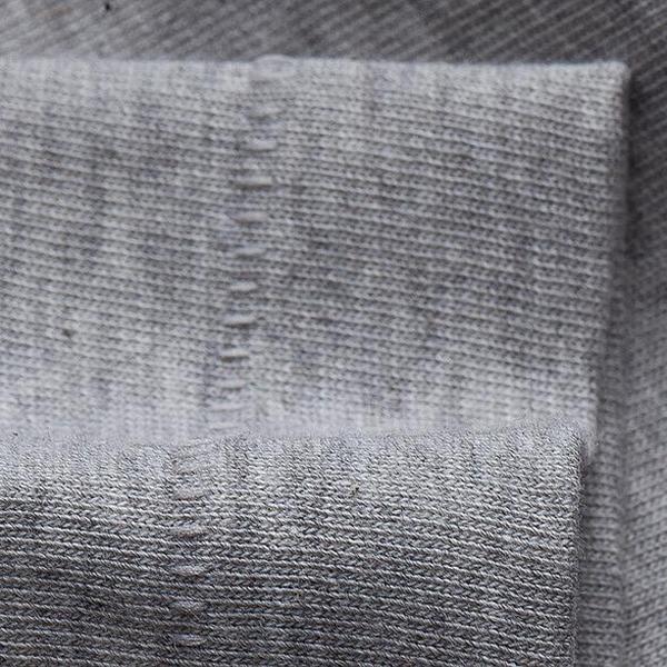 Merz b. Schwanen Rundhals T-Shirt 215 - grey mel