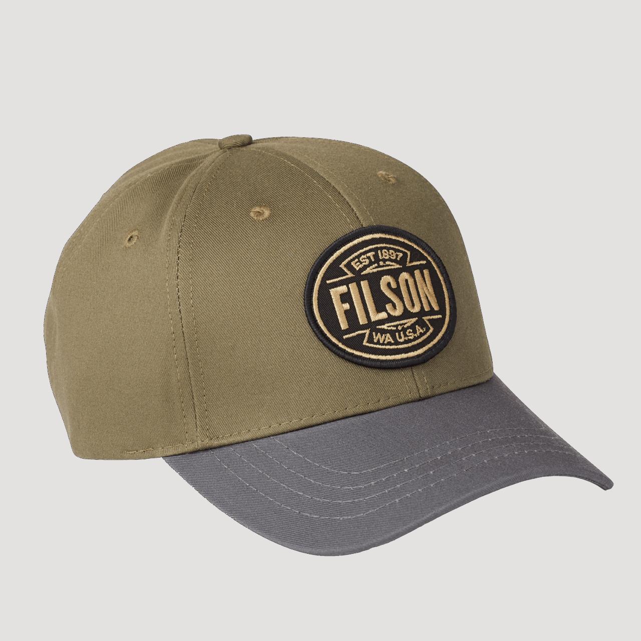 Filson Logger Cap - olive