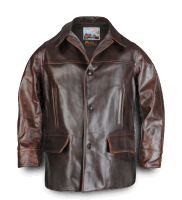 Aero Leather Cheyenne brown