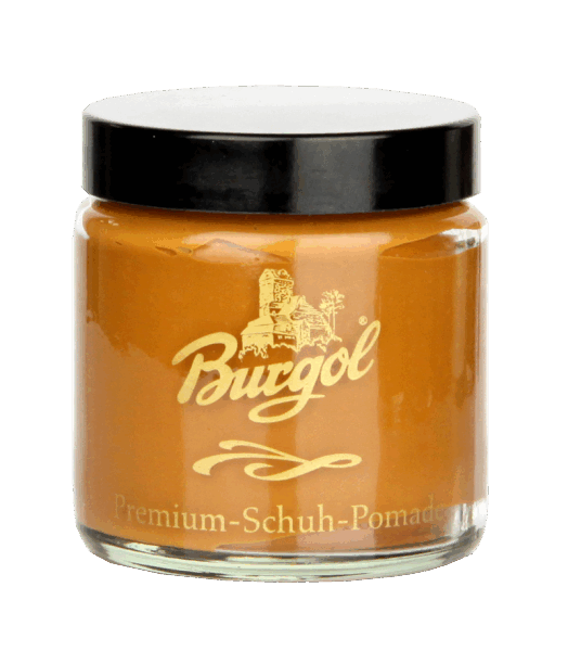Burgol Premium Schuh Pomade, hellbraun - 70