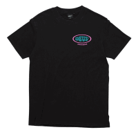 Deus Topanga Recycled Tee - phantom black