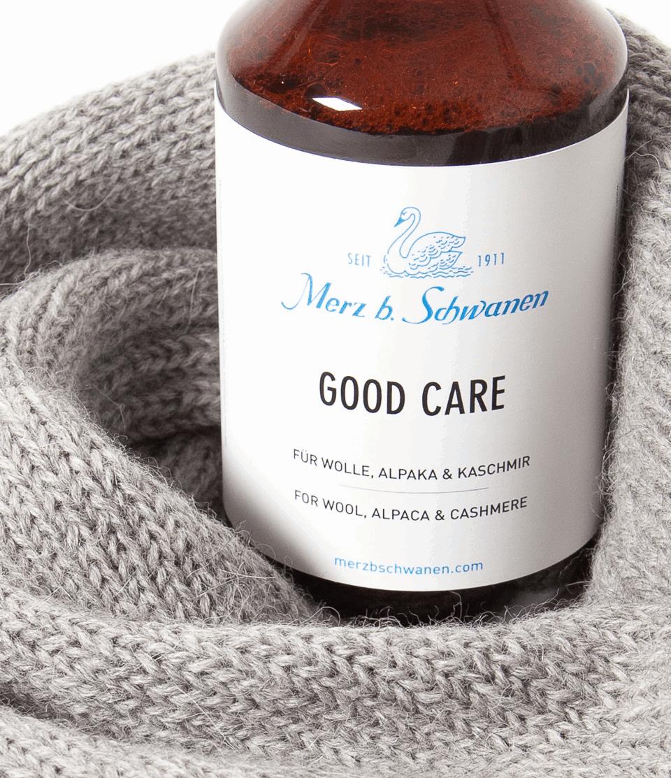 Merz b. Schwanen Good Care Wool