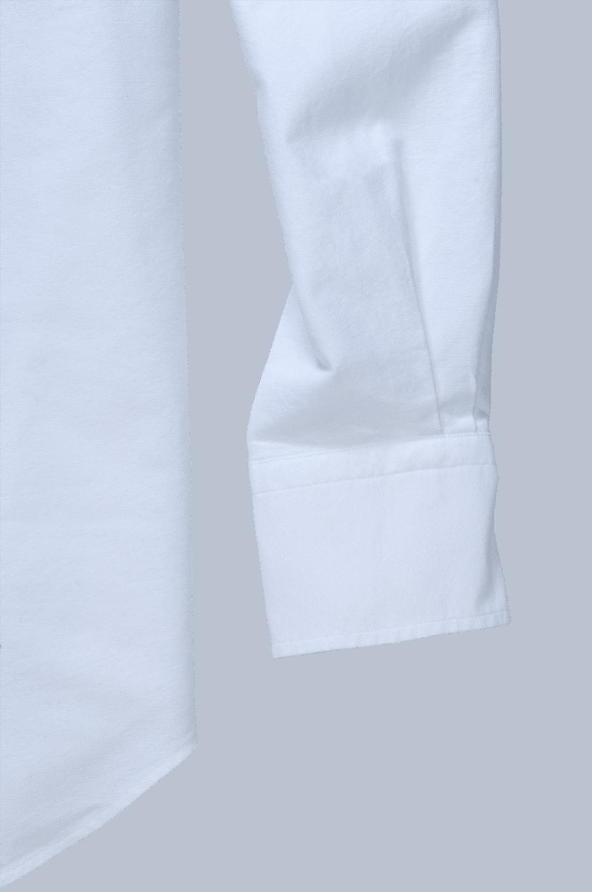 G&F Classic Oxford Shirt weiß
