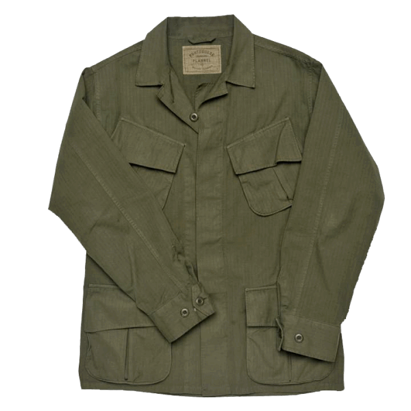Portuguese Flannel U.S. Army Tropical Jacket