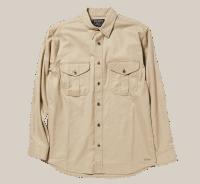 Filson LT Alaskan Guide Shirt - khaki