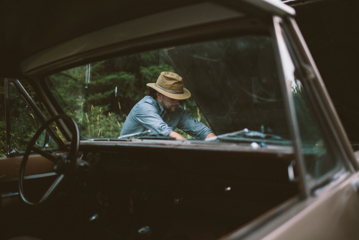 Filson Tin Packer Hat - Otter Green