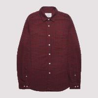 Portuguese Flannel Micro Check Shirt