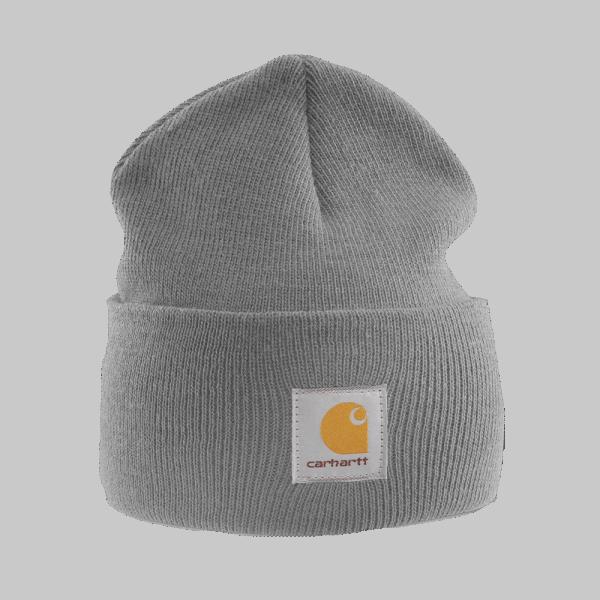 Carhartt Watch Cap - heather gray