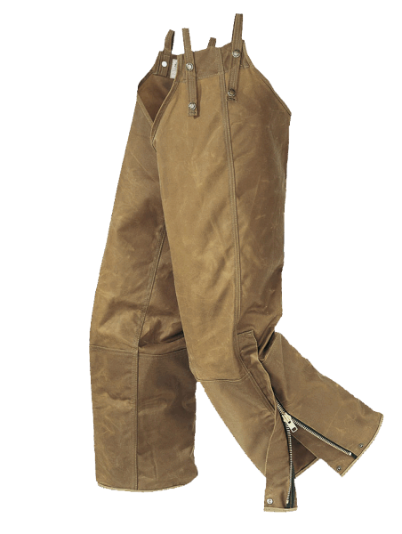 Filson Double Tin Chaps with Zipper - Husky Fit