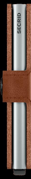 Secrid Miniwallet - Vintage - cognac