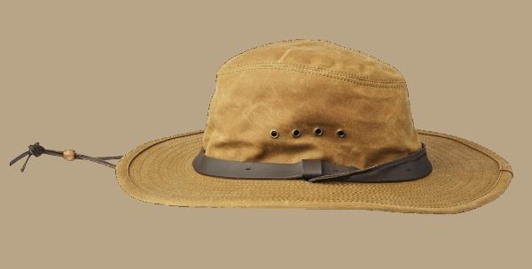 Filson Tin Bush Hat - Tan