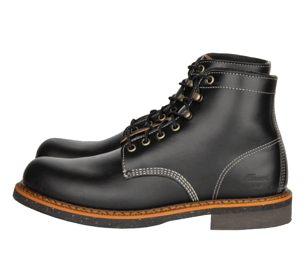 Thorogood 1892 Service Boot Horween- Black