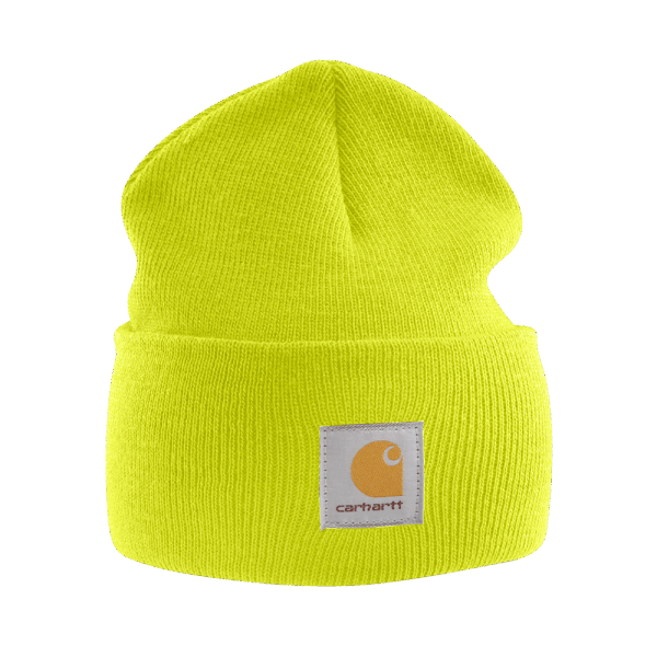 Carhartt Watch Hat Bright Lime BLM