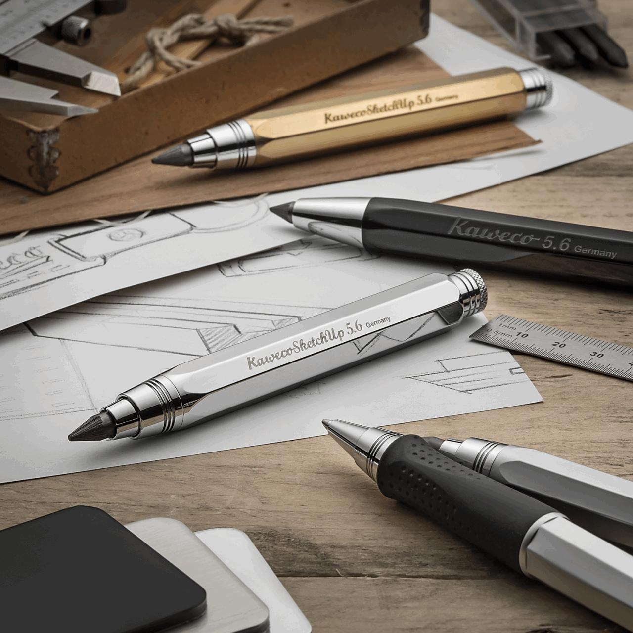 Kaweco Sketch Up Fallbleistift - schwarz