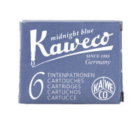 Kaweco Premium Ink Cartridges Midnight blue
