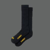 Filson Midweight Traditional Crew Sock - black