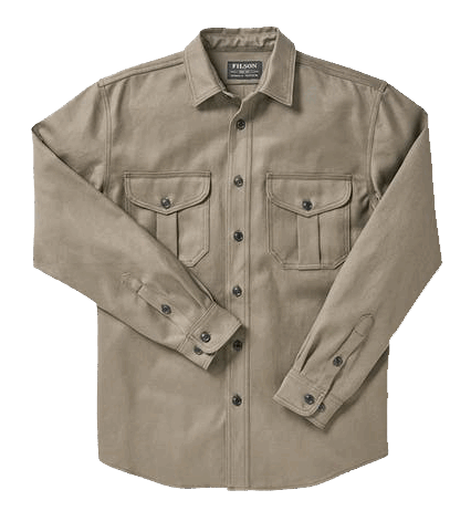 Filson Workshirt - olive grey