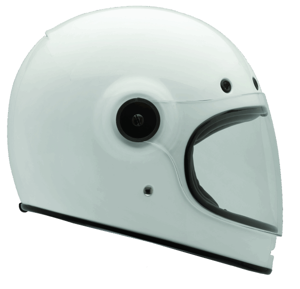 BELL Bullitt Solid White 16