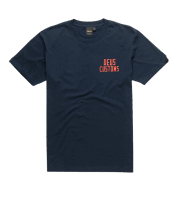 Deus Buffalo Tee - Blue