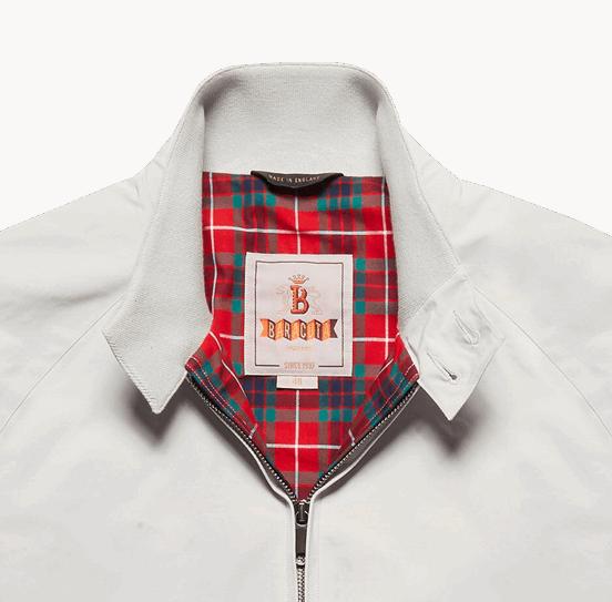Baracuta G9 Jacket - mist