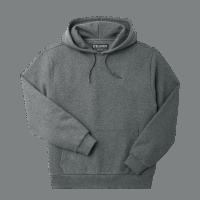 Filson Prospector hoodie - dark heather grey
