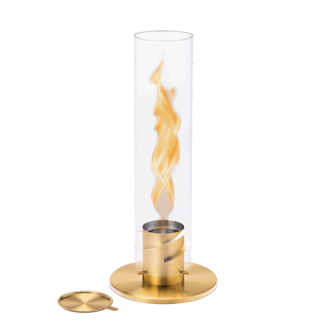 SPIN 120 Table Fire gold