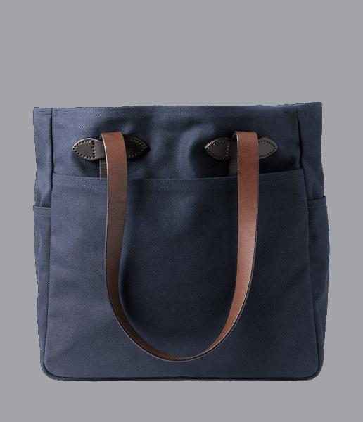 Filson Tote Bag - navy