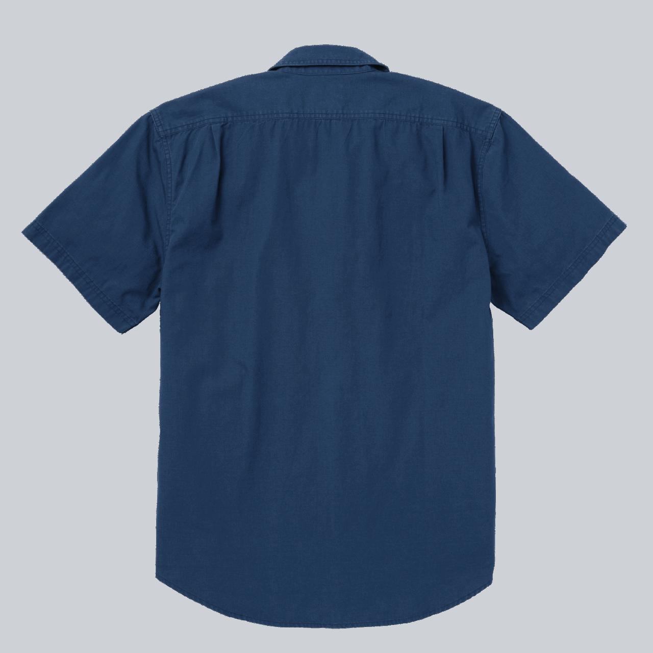 Filson Short Sleeve Field Shirt - blue