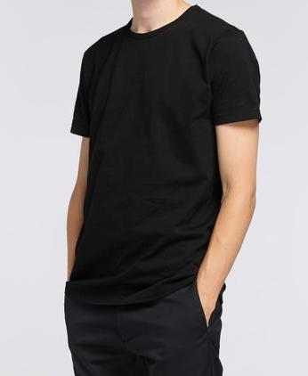 Edwin T-Shirt Doppelbox - schwarz